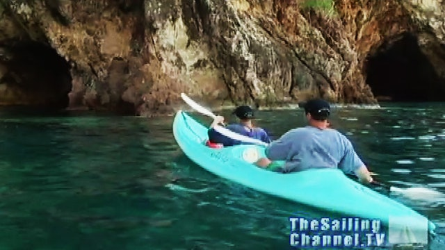 Sunsail BVI: Ep. 9 - Exploring by Kayak