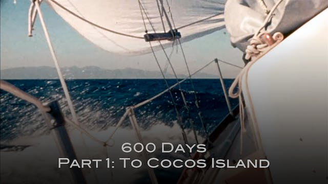 TRAILER - 600 Days, Part 1: To Cocos ...