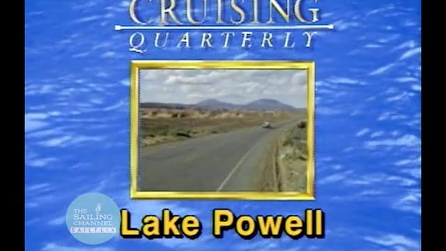 Lake Powell Utah Extended Trailer - S...