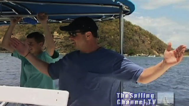 Sunsail BVI: Ep. 3 - A Fish Story