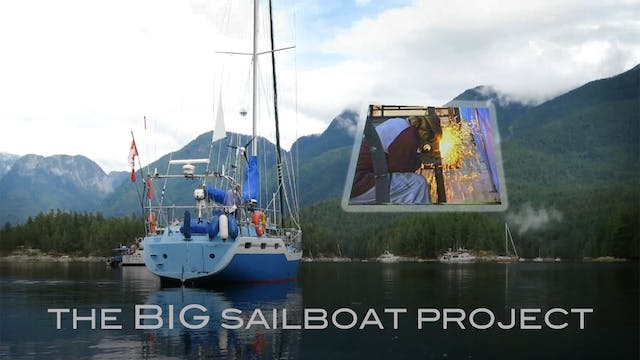 The  BIG Sailboat Project