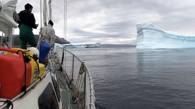 The Northwest Passage - Greenland to the Bearing Sea