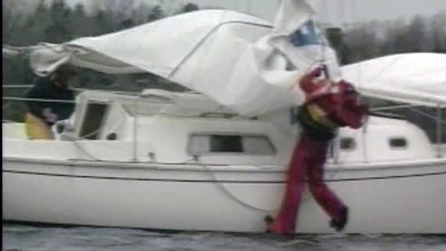 603F: Man Overboard Recovery & Gear for Safe Passages