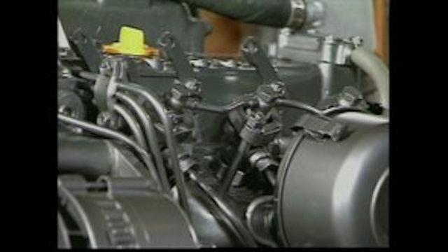 Diesel Maintenance Pt. 3 (601F)