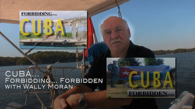TRAILER: Cuba: Forbidding...Forbidden...