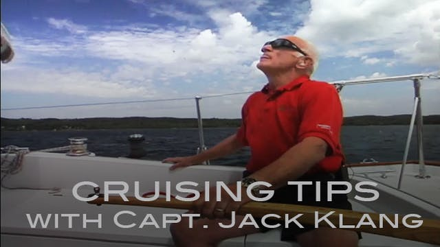 Cruising Tips with Capt. Jack Klang