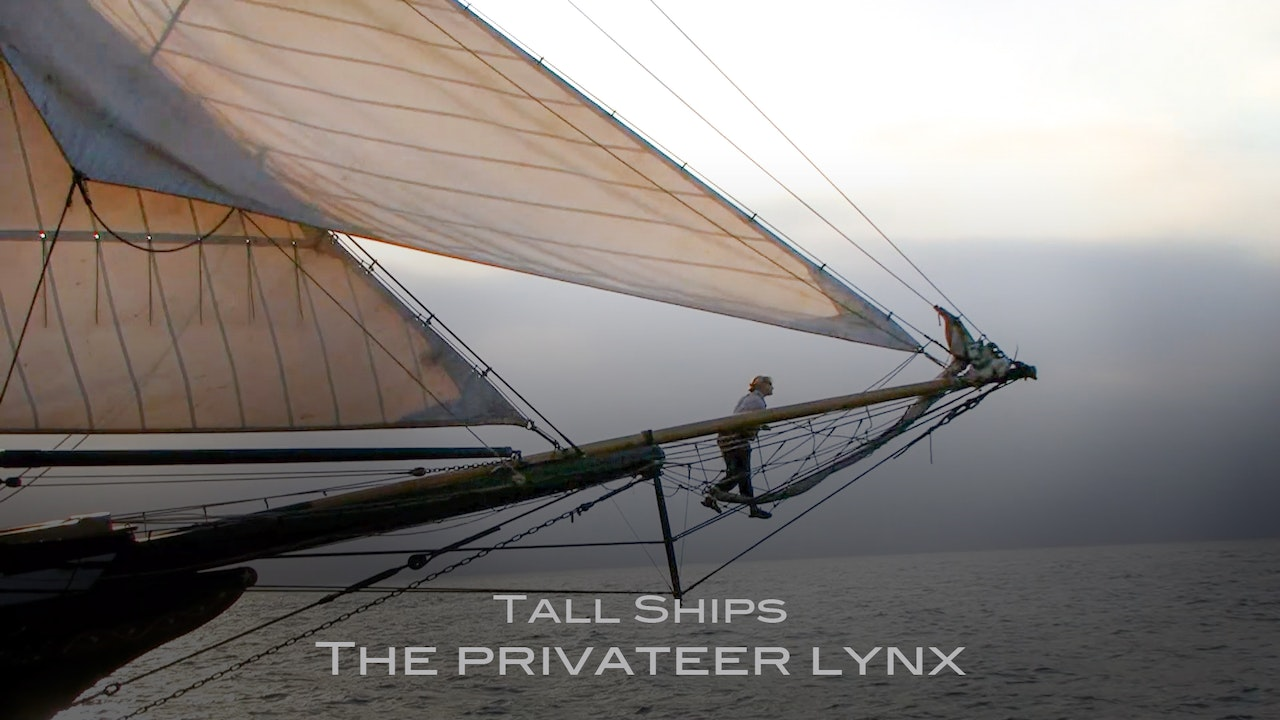 Tall Ships: The Privateer Lynx