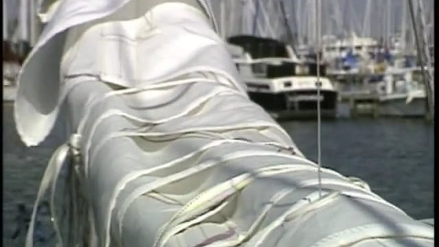 301F: Mainsail Flaking System
