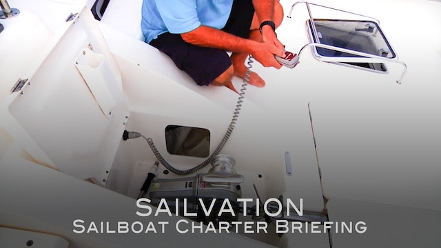 Sailvation: Sailboat Charter Briefing