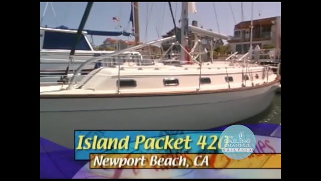 Island Packet 420 Review - LATV