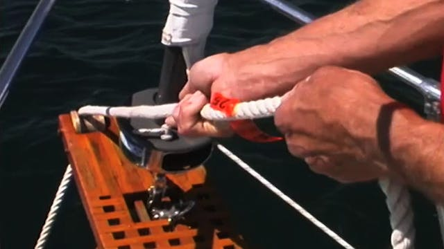 Cruising Tip: Dropping & Setting Anch...