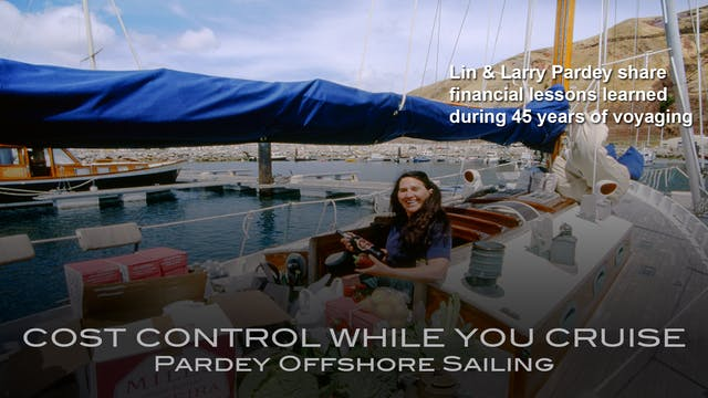 Pardey: Cost Control While You Cruise...
