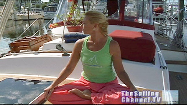EXTRA: Yoga Onboard - Wake up, Open Up