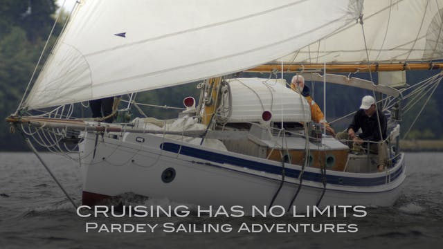 Cruising Has No Limits with Lin & Lar...
