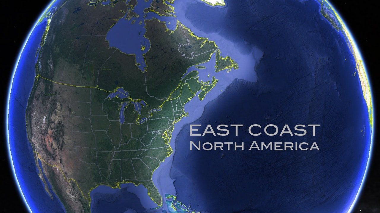 North America: East Coast