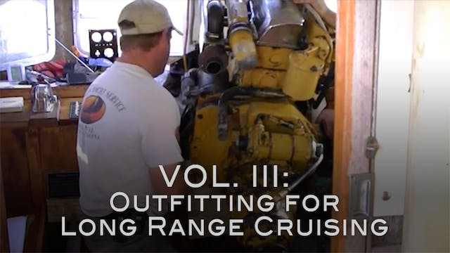 Sail Vicarious Vol. III:  Outfitting ...