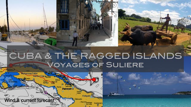 Playlist: Suliere - Cuba & the Bahamas' Ragged Islands