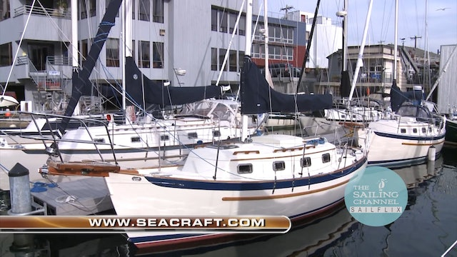 Pacific Seacraft Dana 24 Review - LATV