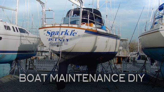 Boat Maintenance DIY with Gary Jobson