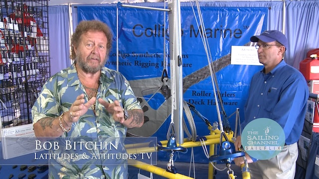 LATV-S5-63: Synthetic Standing Rigging