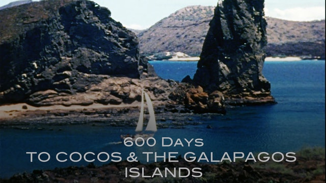 600 Days to Cocos & the Galapagos Islands HD