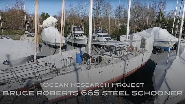 Ocean Research Project: New Schooner