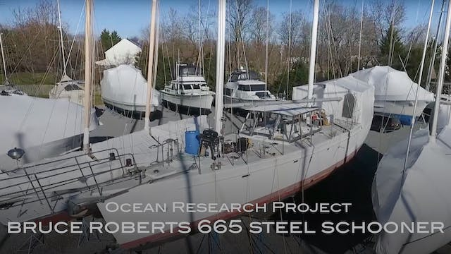 Playlist: Ocean Research Project: New Schooner
