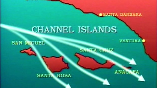 California's Channel Islands