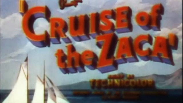 Errol Flynn: Crucero en el Zaca (Cruise of the Zaca)