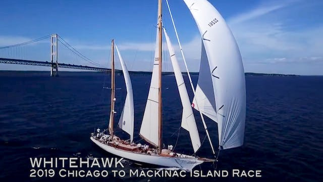 Whitehawk - CYC Race to Mackinac Island