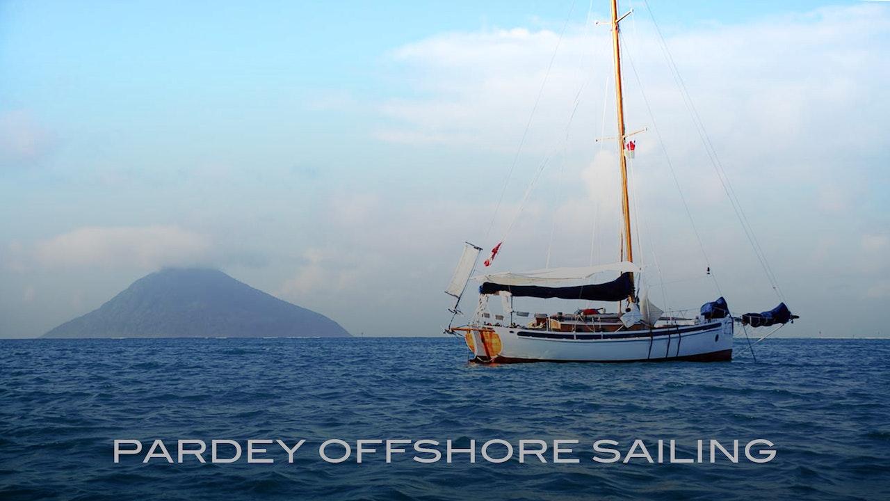 Playlist: Pardey Offshore Sailing