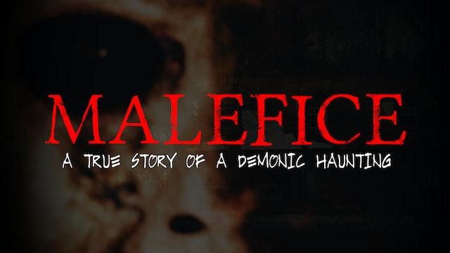 TRAILER 2 - MALEFICE - A True Story of a Demonic Haunting
