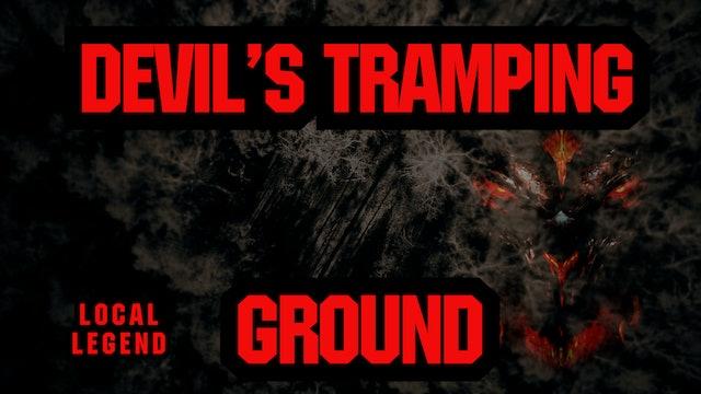 Devil's Tramping Ground - Local Legend