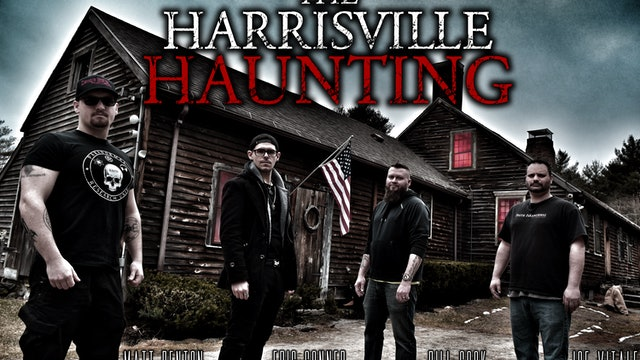 The Harrisville Haunting - OFFICIAL TRAILER