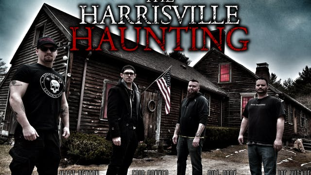 The Harrisville Haunting - OFFICIAL T...