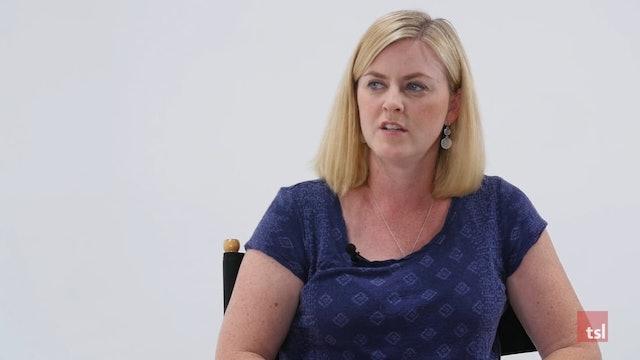 Cathryn Humphris, TV Screenwriter
