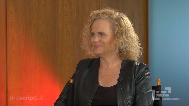 Meg LeFauve, Oscar-nominated Screenwriter / Producer