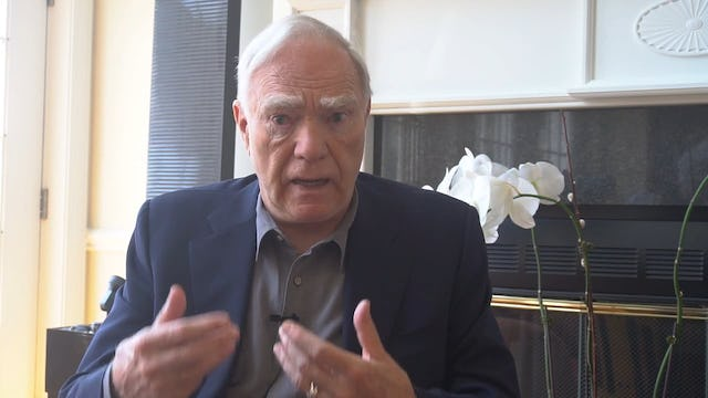 Robert McKee, Creative Writing Instructor and Author