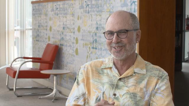 Mark Evan Schwartz, Professor