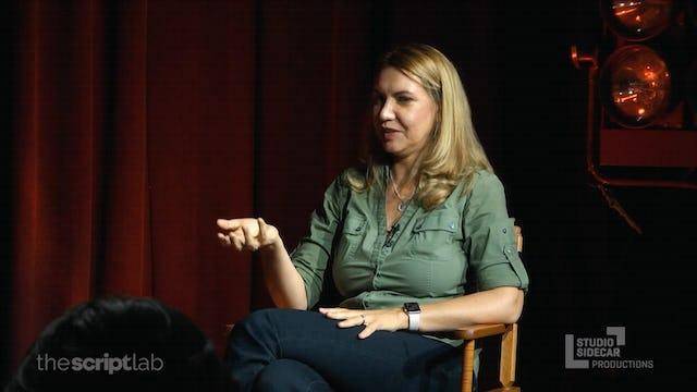 Barbara Stepansky, WGA Award-winning Screenwriter