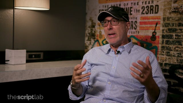 Writer of DIE HARD Talks Action Movie...