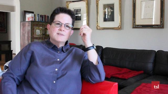 Phyllis Nagy, Oscar-nominated Writer and Director