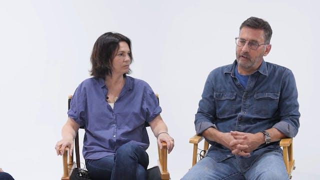 Amanda Silver & Rick Jaffa, Screenwri...