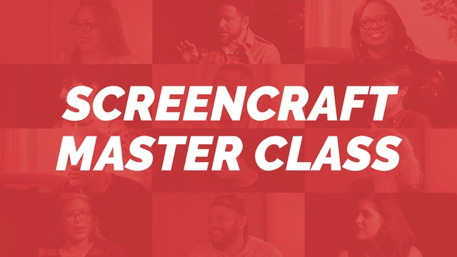 ScreenCraft Master Classes