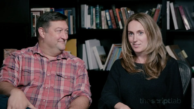 Brian Peterson & Kelly Souders, Creators / Showrunners / Executive Producers