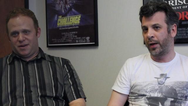 Jeff Portnoy & John Zaozirny, Managers