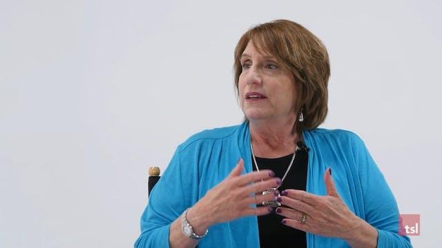 Carole Kirschner, CBS Diversity Write...