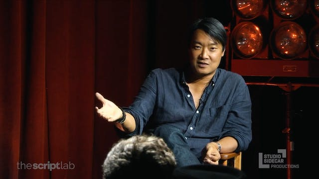 Doug Jung, Screenwriter / Producer