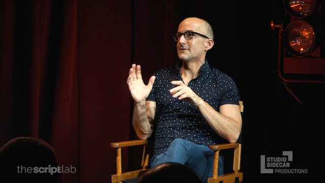 Jim Rash, Oscar-winning Screenwriter ...