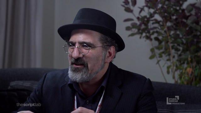 Jacob Krueger, Writer / Screenwriting Instructor